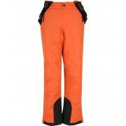 KILPI Chlapecké lyžařské kalhoty MIMAS-JB HJ0011KIORN Oranžová 146