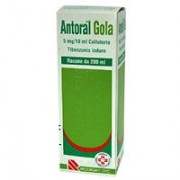 > Antoral Gola*collut200ml 100mg