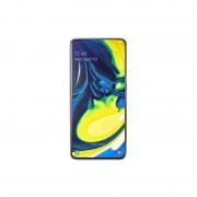 Smartphone Samsung Galaxy A80 128GB 6GB RAM Dual Sim 4G Silver Blue