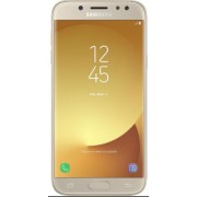 "Telefon Mobil Samsung Galaxy J5 (2017), Procesor Octa-Core 1.6GHz, Super AMOLED Capacitive touchscreen 5.2"", 2GB RAM, 16GB Flash, 13MP, Wi-Fi, 4G, Android (Auriu) + Cartela SIM Orange PrePay, 6 euro credit, 6 GB internet 4G, 2,000 minute nationale si inte"