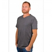 Alan Red T-Shirt Vermont Anthracite