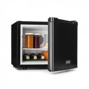 Klarstein HEA3-MANHATTAN-35-BL, черен мини хладилник, 35 л (HEA3-MANHATTAN-35-BL)