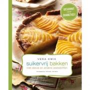 Suikervrij bakken met stevia en andere zoetstoffen - Vera Kwik