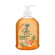 Le Petit Olivier Săpun lichid natural cu ulei de măsline Orange floare ( Pure Liquid Soap) 300 ml