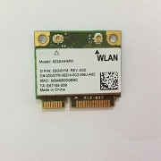 PJCARD Advance-N 6200 AGN 622ANHMW IEEE 2.4GHZ-5GHZ 802.11n Wi-Fi Adapter USE FOR INTEL 6200 AGN Half Size Mini PCI Express Card 300Mbps