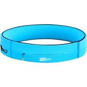 Flipbelt Rits Lichtblauw - Running belt - Hardloopriem - XL