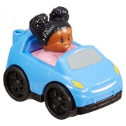 Fisher Price Little People Wheelies Tessa And Car