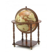 Large Bar Globe Dedalo Safari - by Zoffoli, made in Italy