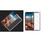 Стъклен протектор за Apple iPhone X / iPhone XS / iPhone 10 (Темперирано закалено стъкло) ''Full Screen 3D''