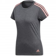 Tricou femei adidas Performance Essentials 3 Stripes Slim CF8834