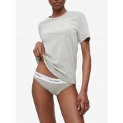 Calvin Klein siva ženska majica S/S Crew Neck