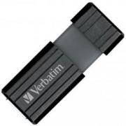 Verbatim Memoria USB 2.0 PinStripe da 64Gb Colore Nero