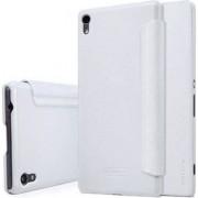 Husa telefon nillkin Etui Sparkle Sony Xperia XA Ultra, White