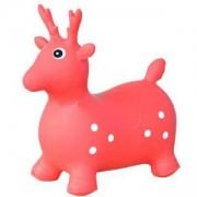 Надуваема играчка за скачане - елен, MASTER, налични 2 цвята, MAS4A120