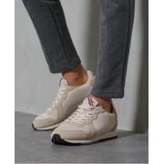 Superdry Retro Logo Runner Sneaker 40 weiß