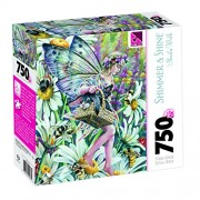 Surelox Shimmer and Shine Collection-Special Delivery by Sheila Wolk Jigsaw Puzzle, (750 Pieces)
