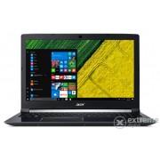 Laptop Acer Aspire 7 A715-71G-59M9 NX.GD6EU.031, negru + Windows 10 Home, layout tastatura maghiara