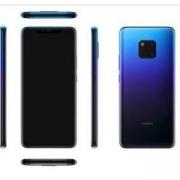 Мобилен телефон, Huawei Mate 20 Pro Twilight, Laya-L29C, 6.39