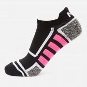 MP Women's Training Socks - Black - UK 3-6
