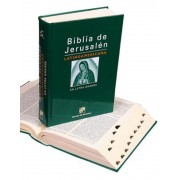 Biblia de Jerusalen Latinoamericana-OS-En Letra Grande, Hardcover