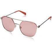 Polaroid Pld6058/s Gafas de sol, Unisex Adultos, Pink, 56 mm