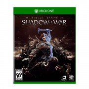 Xbox One middle earth: shadow of war xbox one