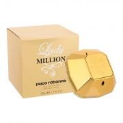 Paco Rabanne Lady Million Eau de Parfum 50 ml für Frauen