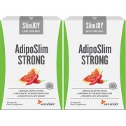 SlimJOY AdipoSlim STRONG Kapseln zum Abnehmen am Bauch, 2-Monats-Programm