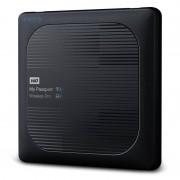 Жесткий диск Western Digital My Passport Wireless Pro 3Tb WDBSMT0030BBK-RESN