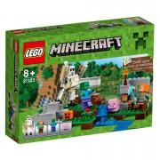 LEGO Minecraft: Le Golem de fer (21123)