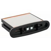 Филтър нагънат от полиестер, 4300 cm², 257 x 69 x 187 mm, 1 бр., 2607432015, BOSCH