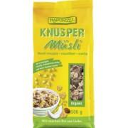 Musli crocant Eco/Bio 500 g Rapunzel