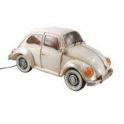 Lámpara noche coche Beatle blanco