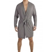L'Homme Invisible Robe De Chambre Loungewear Grey HW140-LOU-RAY