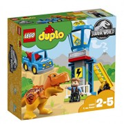 LEGO DUPLO - Jurassic World, Turnul T. Rex 10880