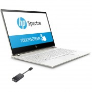 Notebook HP 13-af002la + Adaptador HP USB-C a HDMI 2.0
