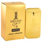 Paco Rabanne 1 Million Intense Eau De Toilette Spray 1.7 oz / 50.3 mL Fragrance 501596