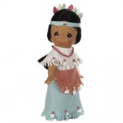 "The Doll Maker Ten Little Indians 7"" Baby Doll, 7 Little Indian"