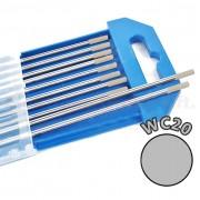 Wolfram elektróda WC20 szürke - Ø 2,4 x 175 mm