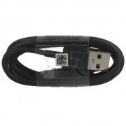 Samsung EP-DG950CBE fekete gyári Type-c adatkábel