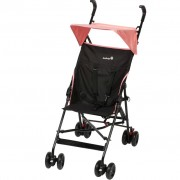 Safety 1st Buggy with Canopy Peps Black and Pink 1182326000