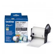 Brother Originale P-Touch QL 500 Etichette (DK-11207) 58mm, Contenuto: 100 - sostituito Labels DK11207 per P-Touch QL500