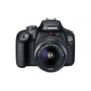 Canon EOS 4000D DSLR Camera and EF-S 18-55 mm f/3.5-5.6 III Lens - ...