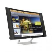"Monitor HP EliteDisplay S270c, 27"" LED, 1920 x 1080, 3000:1, 8ms, 300cd, VGA, HDMI, MHL 2.0"