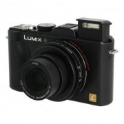 Panasonic Lumix DMC-LX5 Schwarz