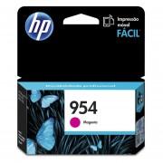 Cartucho HP de Tinta 954-Magenta