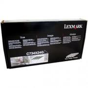 Photoconductor Lexmark C734X24G, C73x/C74x/X73x/X74x 4x20.000 str. pack