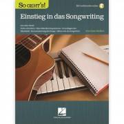 Hal Leonard So geht's! Einstieg in das Songwriting