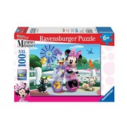 Ravensburger Mickey & Minnie: Minnie & Daisy Puzzle (100 Piece)