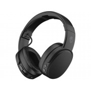 SKULLCANDY Auriculares Bluetooth SKULLCANDY Crusher (Over ear - Micrófono - Noise canceling - Atiende llamadas - Negro)